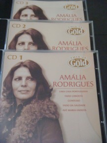 Amália Rodrigues - This is Gold (3 cds)