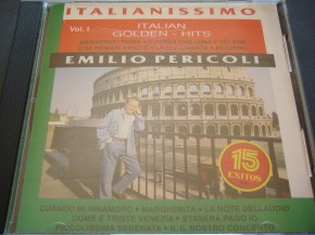 Emilio Pericoli - Italian Golden Hits Vol. 1