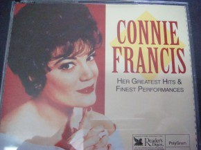 Connie Francis - Her Greatest Hits And Finest Performances (3 cds) - Colección Reader's Digest